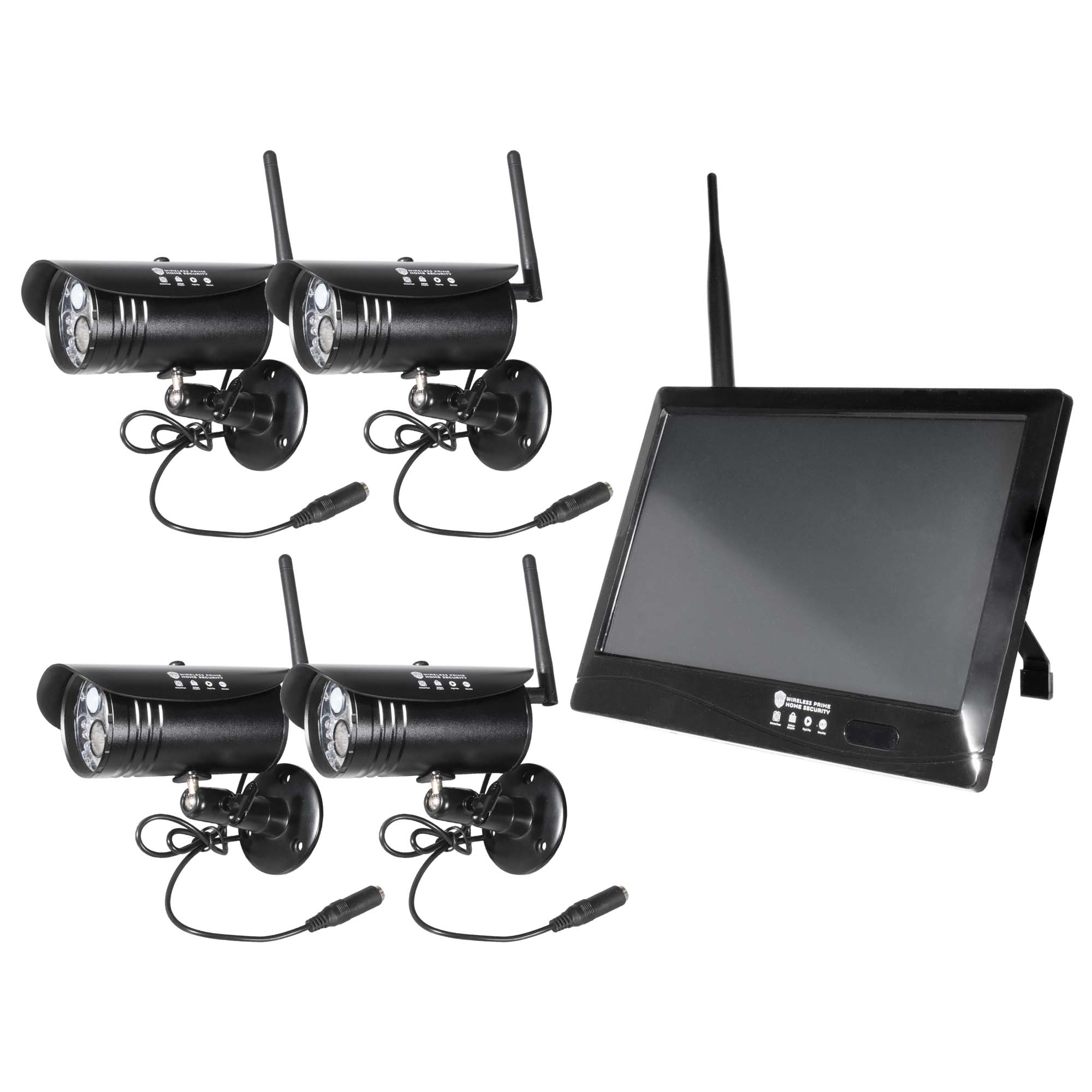 WIRELESS PRIME SECURITY CAMERA SYSTEM