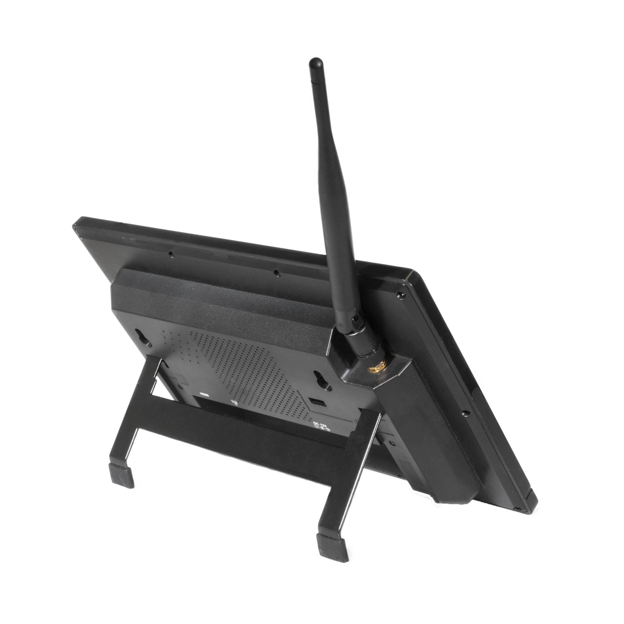 Wireless Prime 10″ Tablet Rear